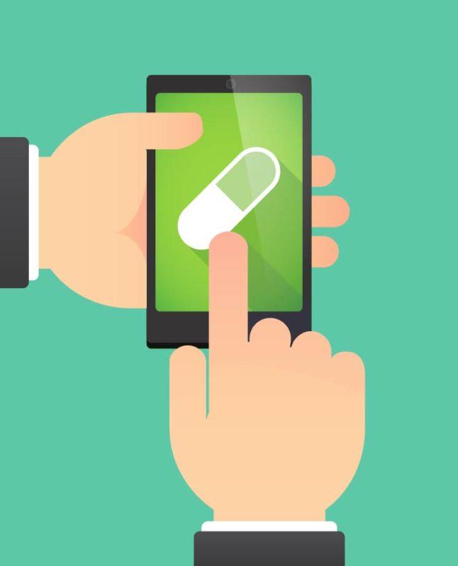 mobile app for chronic pain
