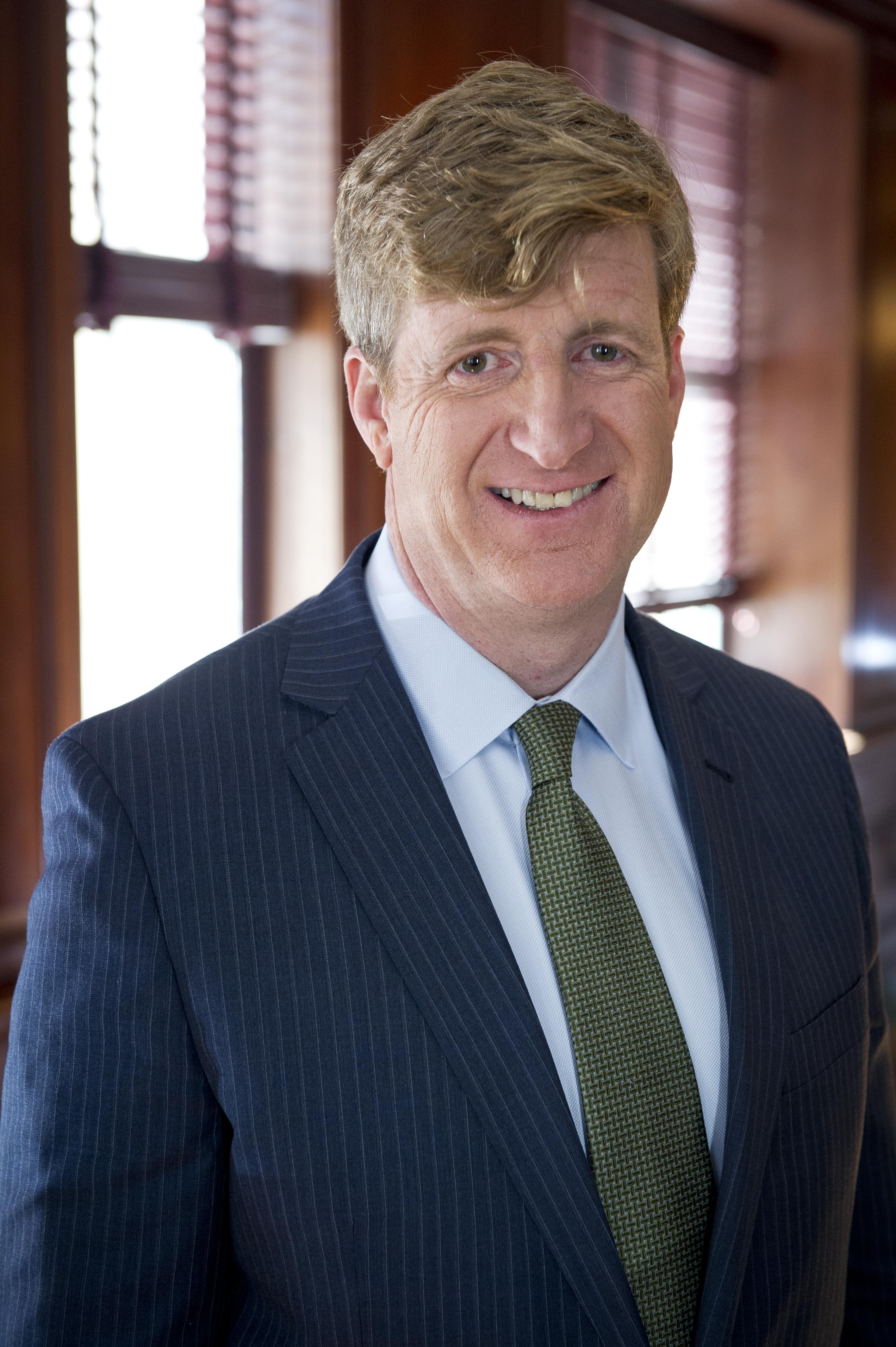 Patrick J. Kennedy joins Board of Directors