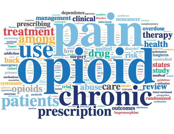 Chronic pain, opioid abuse, management, prescribing, treatment