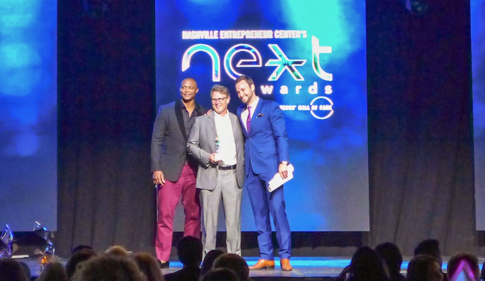 axialHealthcare Wins Nashville Entrepreneur Center NEXT Award