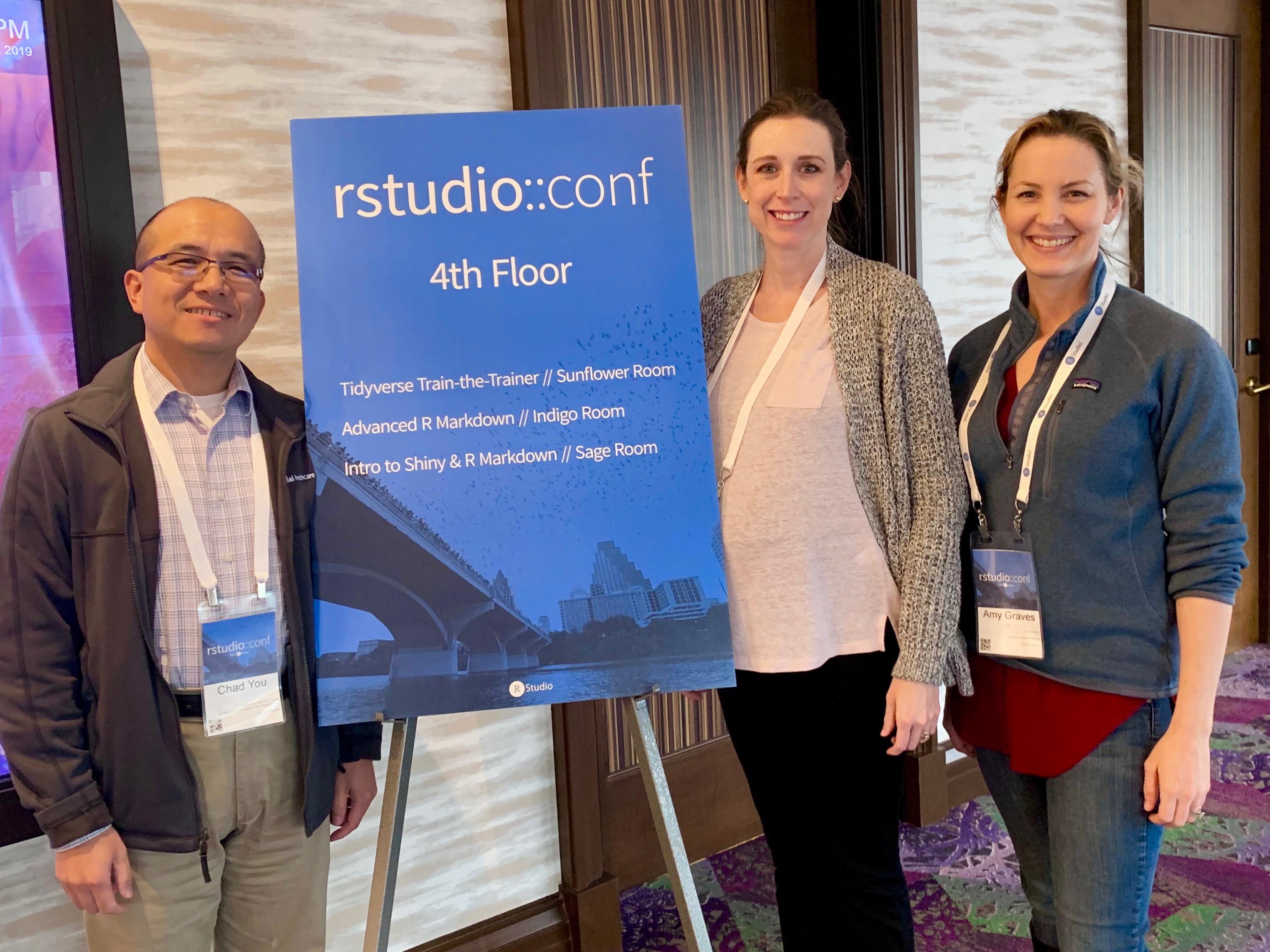 Rstudio Conference 2019