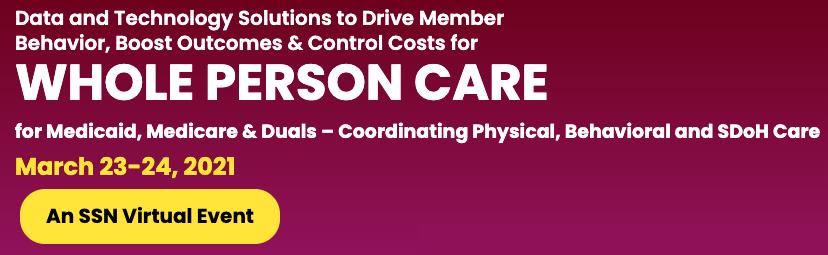Whole Person Care Summit Logo